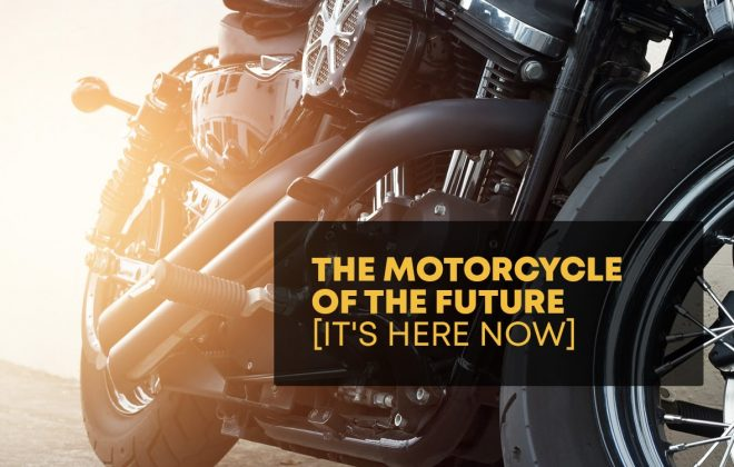 Motorcycle of the Future