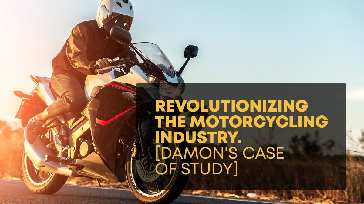 Motorcycling industry