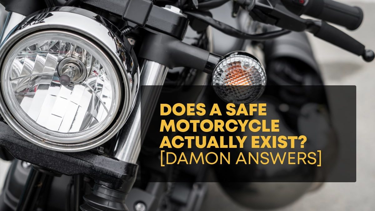 safe motorcycle