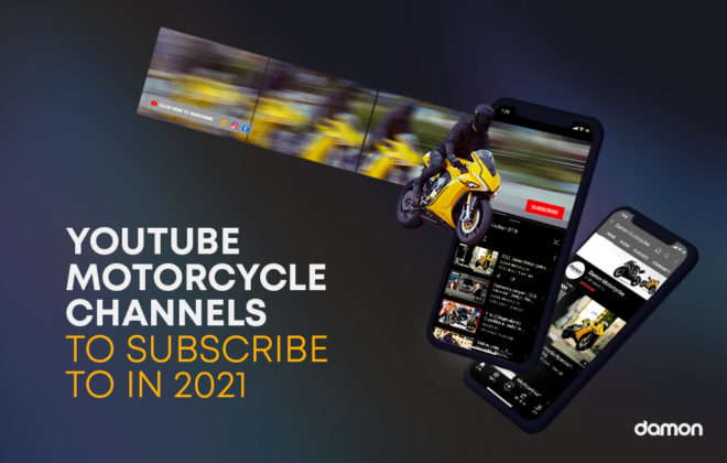 7 YouTube Motorcycle Channels to Subscribe to in 2021
